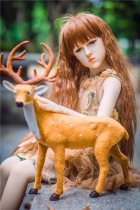 128cm【Emma】微乳Irontech Doll ロリラブドール