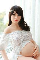 150cm美しい【小野采波】Rankdoll 妊婦ラブドール