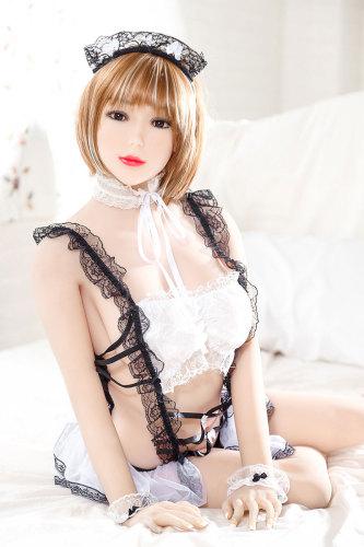 165cm色白【小野欣彤】Rankdoll 巨乳等身大ドール#163
