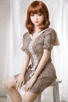 158cm短い髪【小野婉容】Rankdoll sex doll#73