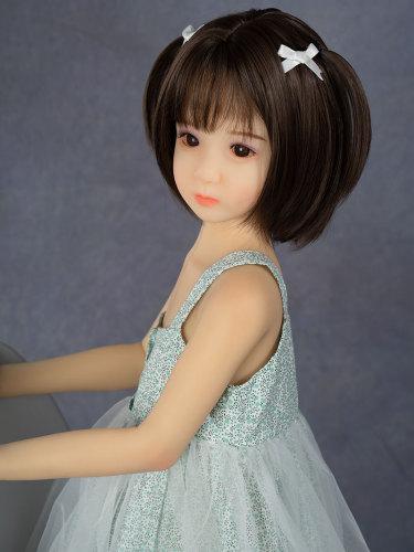100cm【小野奇思】AXBdoll微乳可愛いロリドール#A10