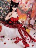 162cmクリスマス【小野若云】Aotume I-cup 高級ラブドール#14