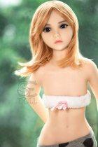 100cm美しい【Trina】SEdoll A-cup love doll #3ft4