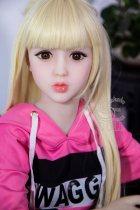 128cm可愛い【Celine】 SEdoll A-cupロリドール4ft3