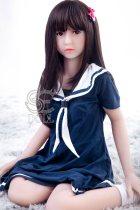128cm幼い【Seamless】 SEdoll头身一体 A-cupセックス人形