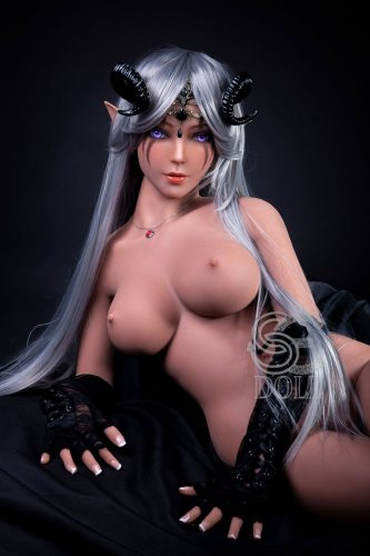 150cm二次元【Samantha】 SEdoll E-cupアニメ人形#4ft9