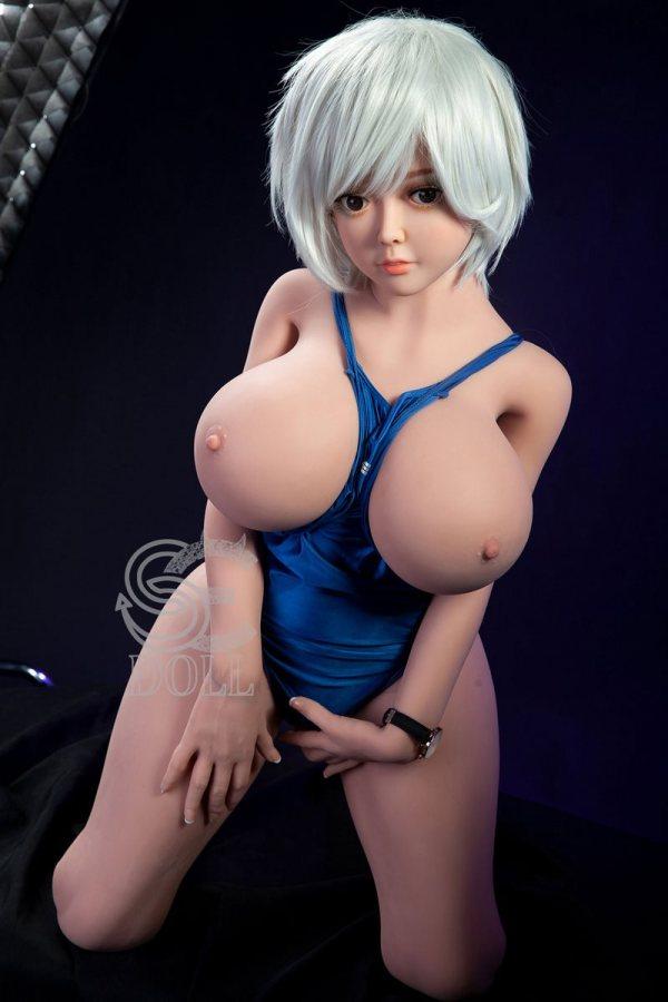 125cm短髪【Asahina】 SEdoll L-cup可愛いセックス人形#028