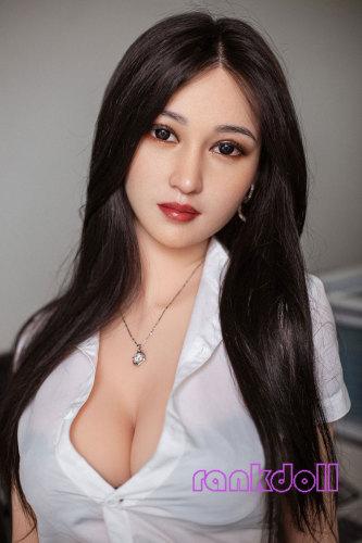 165cm【小野晨钰】巨乳 Rankdollシリコン頭部+tpeボディラブドール自社1#1