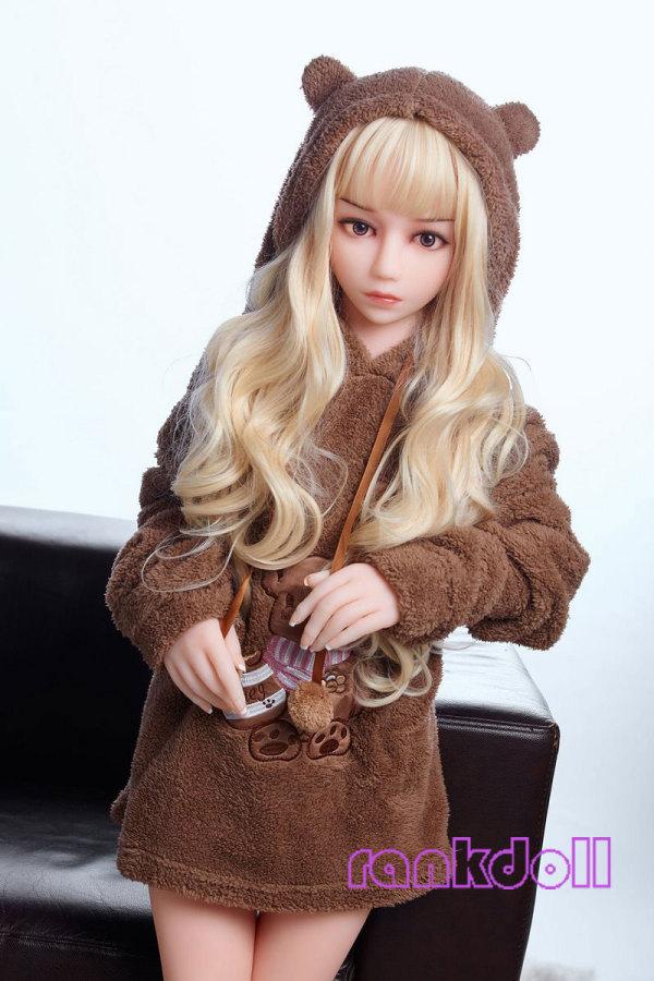 132cm【Lulu】微乳Irontech Doll可愛いロリラブドール
