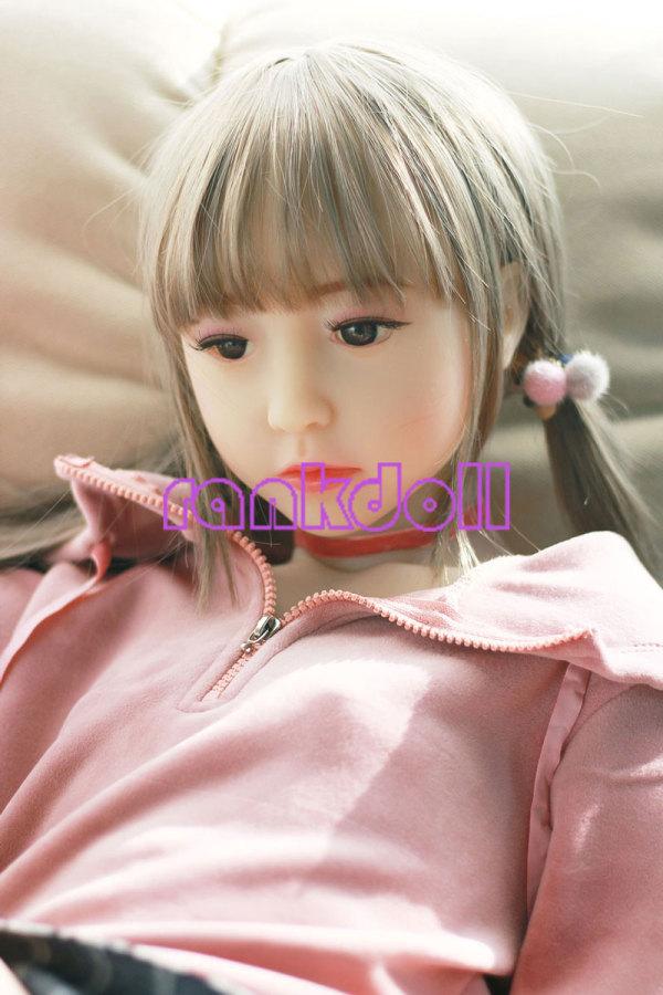 即日発送可能100cm【小野安寒】平胸Mese Doll可愛いロリドール