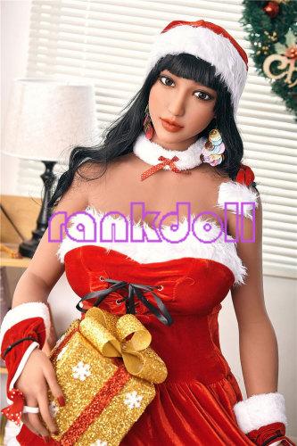 163cm【Plus Mika】Irontech Dollクリスマスダッチワイフ