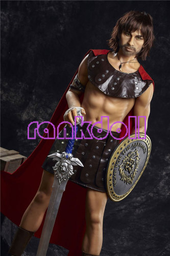 162cm【Warrior】Irontech Doll ハンサム男性ラブドール