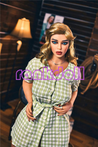 156cm【Akisha】Irontech Doll恥ずかしいダッチワイフ