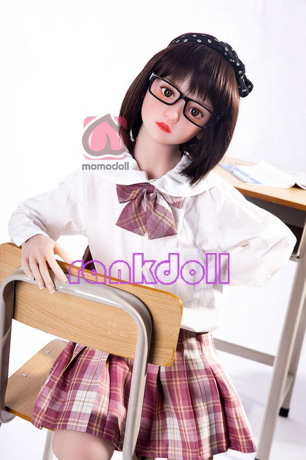 132cm【佳乃】微乳MOMOdoll jk制服アニメラブドール