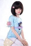 132cm【千夏】微乳高品質MOMOdoll 10代リアルラブドール