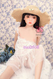 128cm【穂里】 平胸MOMOdoll小さい小学生ラブドール