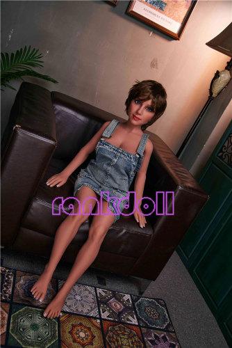 115cm【Sally】Irontech Doll E-cupリアルラブドール