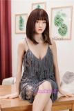168cm綺麗蓝尹Cカップシリコン頭部+tpeボディセックスドールXYdoll#003