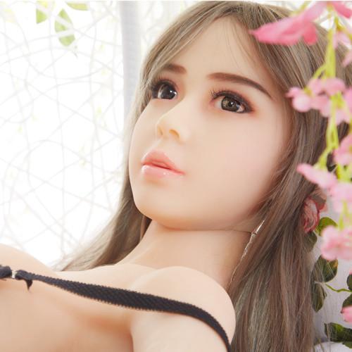 150cm長髪【流如】6YE Doll D-cupリアルラブドール