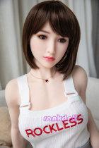 162cm外国人【みつえ】B-cup 6YE Dollセックスドール#159