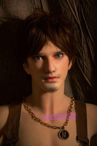175cm【央颜】Qita Dollシリコン頭部+tpeボディラブドール男性ラブドール#90
