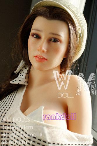 168cm【明子】 WMdoll F-cupシリコン頭部+tpeボディラブドール#1