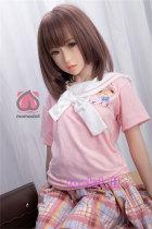 葵 138cm 貧乳 MOMODoll#016 可愛いロリラブドール