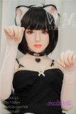 158cm Misora WM Doll #16 シリコン+TPEラブドール  Dカップ