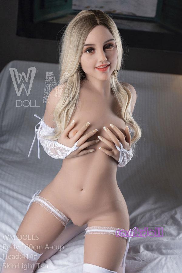 160cm Touka東香 WM Doll #414 TPEロリドール Aカップ