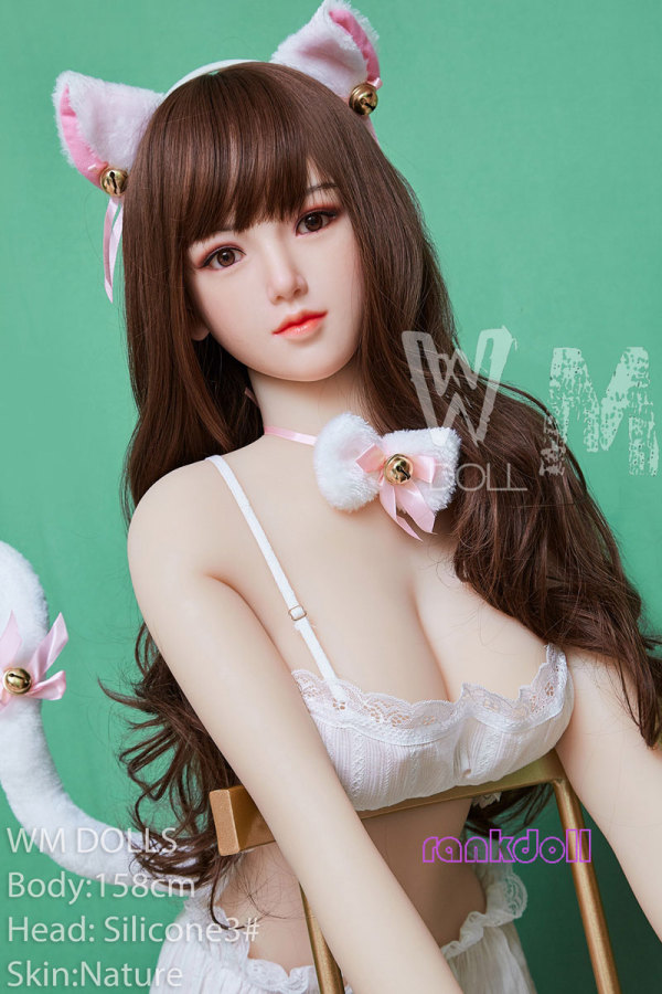 158cm Mei芽衣 Cカップ シリコン+TPE セクシードール WM Doll#3