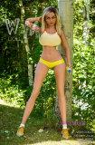 164cm Rika梨花 WM Doll#394 Jカップ TPE love doll