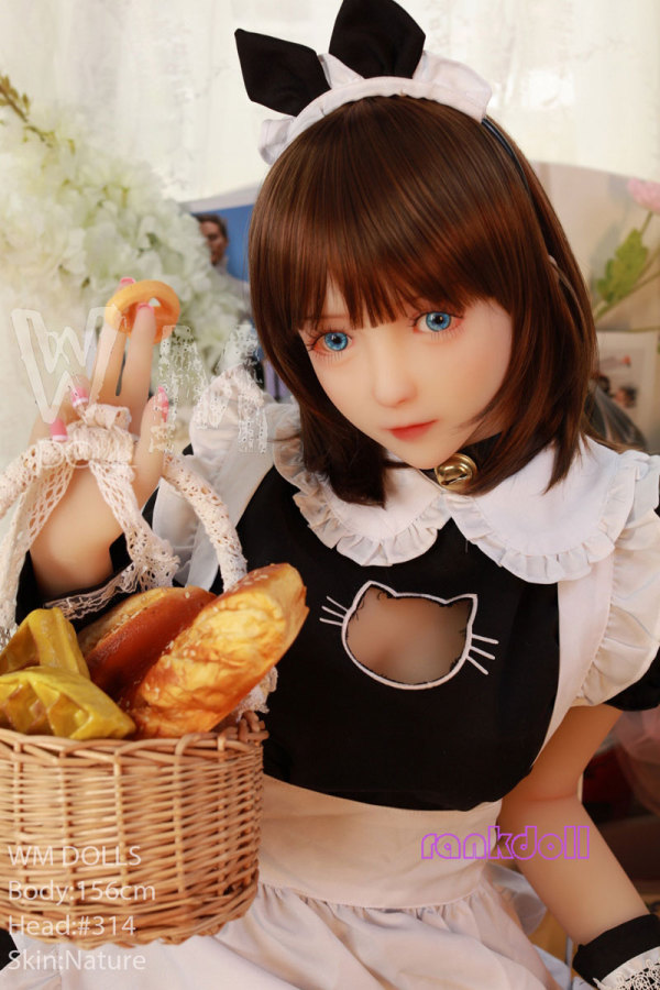 156cm Arisa有紗  Bカップ WM Doll#314 TPEダッチワイフ