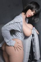 Real Big Ass BBW Sex Doll WM Dolls - Nevaeh
