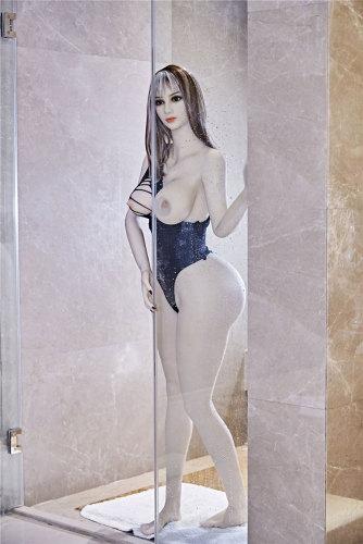 Real Long-legged Cheap Tpe Sex Doll - Morgan