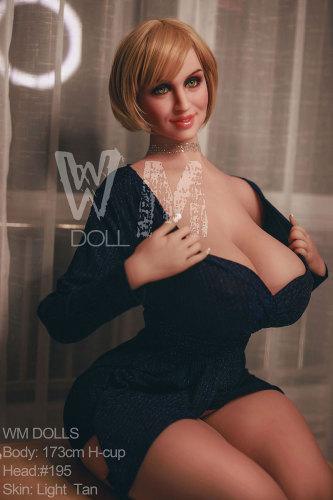 Lifelike Big Booty BBW Sex Doll WM Dolls - Kaitlyn