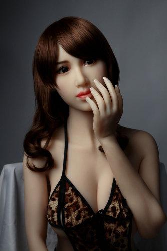 165cm Asian Beauty Japanese Sex Doll - Trinity