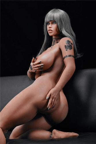 158cm Realistic Huge Tits BBW Sex Doll - Adriana