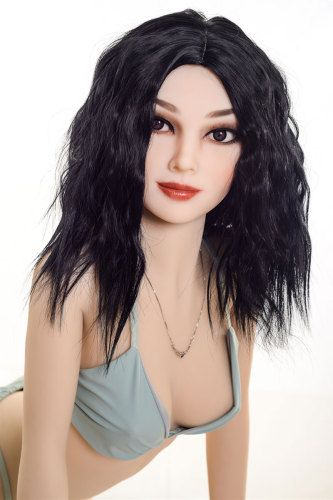 155cm Lifelike Japanese Girl Mini Sex Doll - Jordan