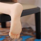 155cm Lovely Japanese Mini Sex Doll - Jordyn