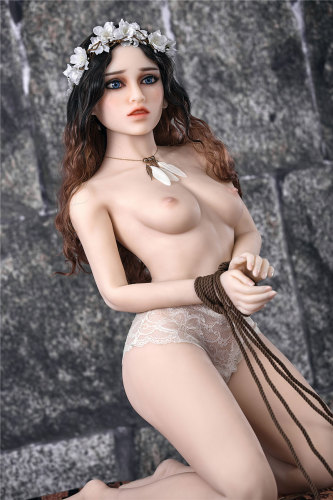 Life Size Cheap Mini TPE Sex Doll - Angel