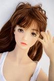 Lifelike Japanese Sex Doll Makenzie