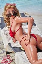 163cm Life Size Blond Real Love Dolls - Jayden