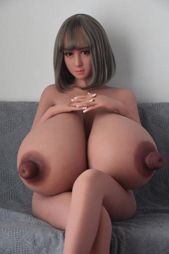 Big Boobs 160cm TPE BBW AXB Real Dolls - Carly