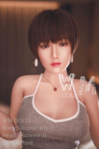 Abbie - Full Silicone Love Doll 165cm F-cup #10 WM Real Doll