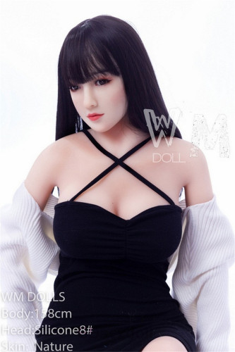 April - Cute 158cm C-cup #8 Full Silicone Love Doll