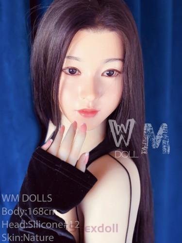 Allison -  Sexy woman 168cm TPE Body F-cup+Silicone Head #12 Sex Doll