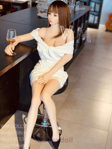 Angelia - Japanese Cute Doll 158cm D-cup #153 TPE WM Sex Doll
