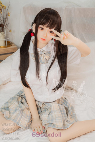 Demi - Bcup Pink and Tender Labia 156cm WM 153# Head TPE Full Size Love Doll
