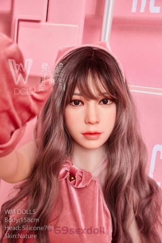 Ella - D-cup Cute Princess 158cm WM 70# Silicone Head Realistic Love Doll