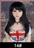 Freda - F-cup Big Breasts #382 Head 162cm WM TPE Real Doll Sex